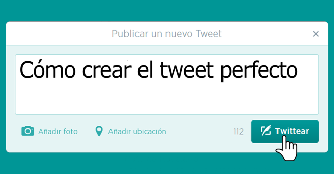 comocreartweetperfecto